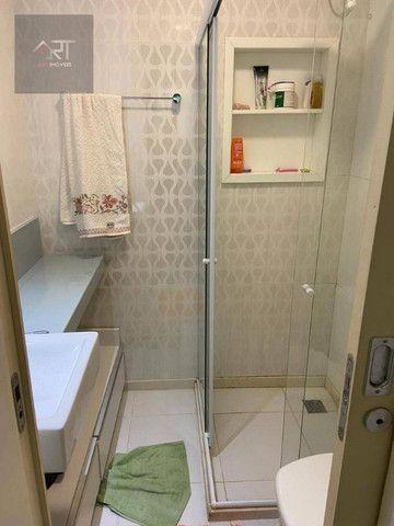 DF - Lindo 4 quartos com 2 suítes, lazer na cobertura em Itapuã! - Foto 5