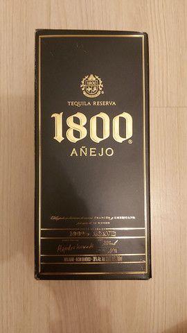 Tequila Reserva 1800 Anejo ORIGINAL LACRADA