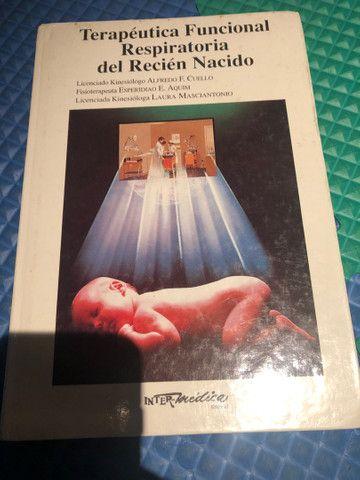 Livro de fisioterapia terapêutica funcional respiratória del recuem nascido