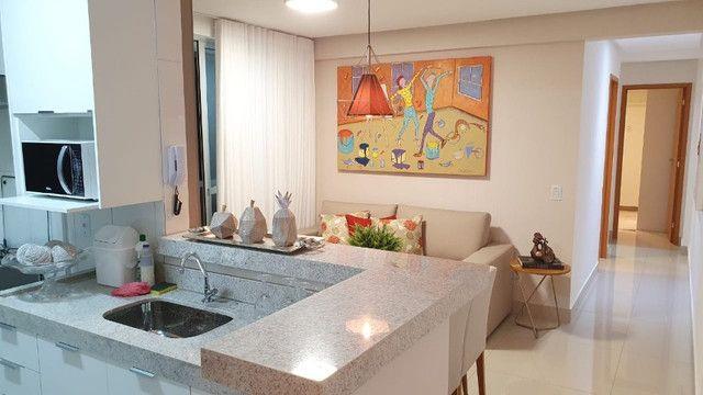 Apartamento Novo, Ed. Lelis - Rua 23 Centro - Foto 8