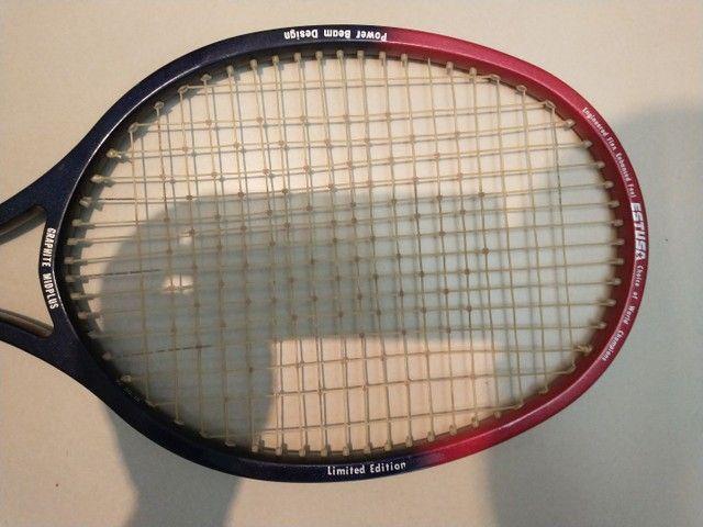 Raquete de tênis Estusa PBP Boris Becker - Foto 2