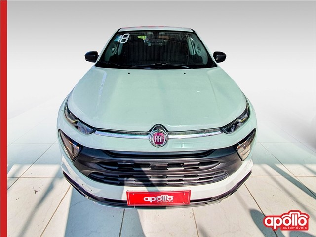 Fiat Toro 2018 2.0 16v turbo diesel freedom 4wd manual - Foto 2