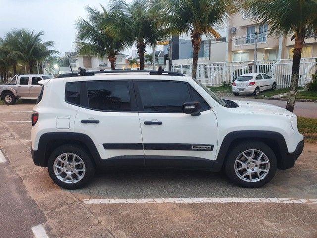 Jeep Renegade 2019 na Garantia