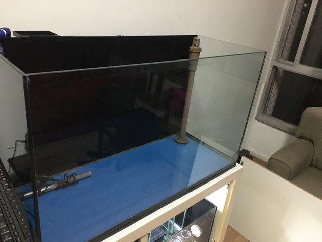 Aquario 100x40x60(altura) - Foto 2