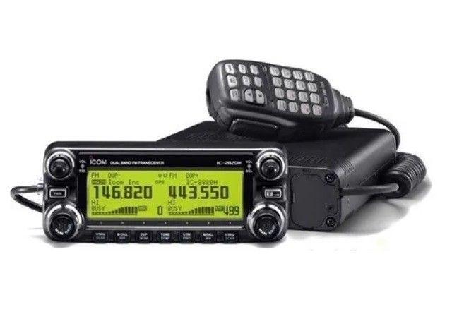 Radio Icom Dual Band LC-2820h - Foto 2