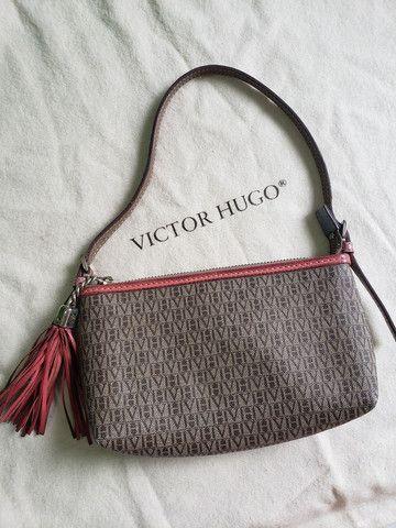 Bolsa ombro Victor Hugo