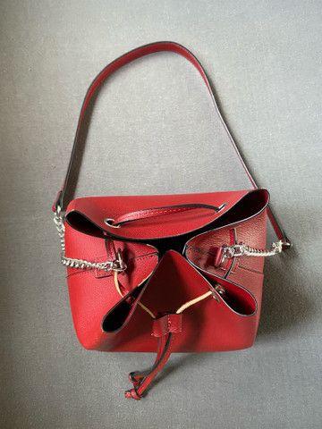 Bolsa Vermelha - Foto 6