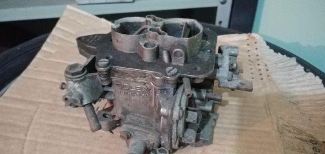 Carburador 3e, h30 34 BLFA, miniprogressivo. Coletor chevette, mufla - Foto 12