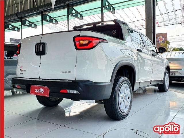 Fiat Toro 2018 2.0 16v turbo diesel freedom 4wd manual - Foto 6