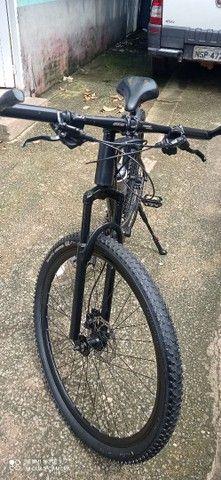 Bicicleta Redstone aro 29 e com freio Hidráulico.  - Foto 3