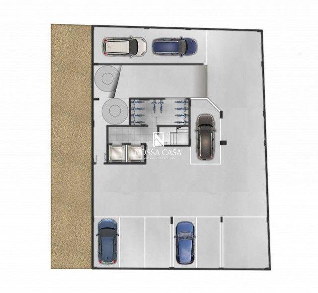 Apartamento com 03 suítes, lavabo, 02 box de garagem no Di Milano em Torres/RS - Foto 13
