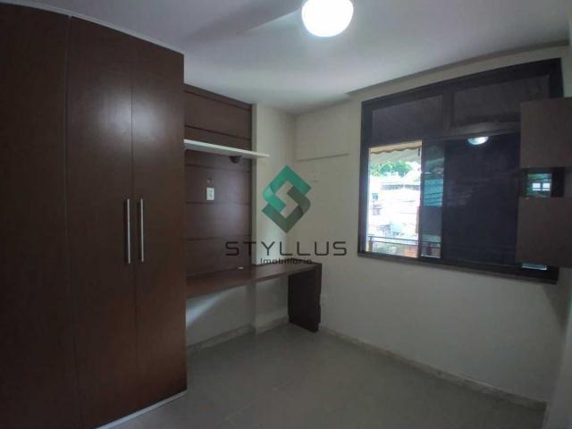 Apartamento à venda com 3 dormitórios em Méier, Rio de janeiro cod:M345 - Foto 7