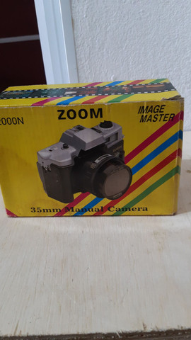 Câmera antiga para colecionar s/ uso - Foto 3