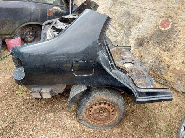 Trazeira de Siena de 96 a 2005 R$400,00 em Santa Rosa Niteroi  - Foto 2