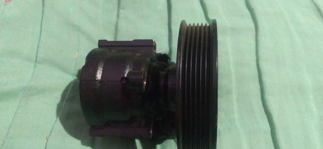 Bomba do hidraulico Ford f4000 f350 e outros e bomba d'gua Ford - Foto 3