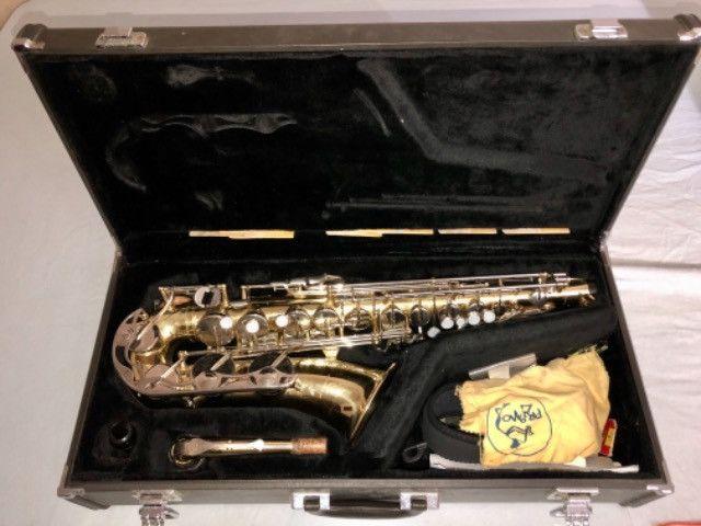 Sax alto Yamaha 23 super conservado
