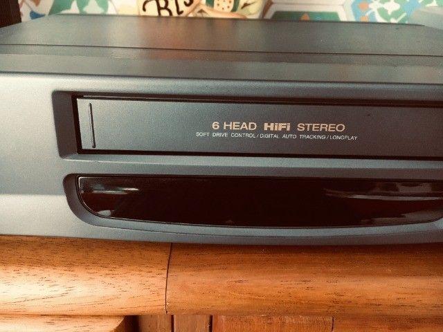 2 Video Cassete VCR Usados - Orion e Sony - Foto 2