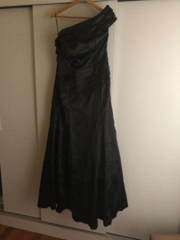 Vestido de festa Cariátides seminovo