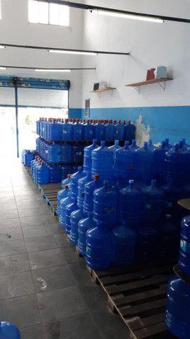 Distribuídora de agua