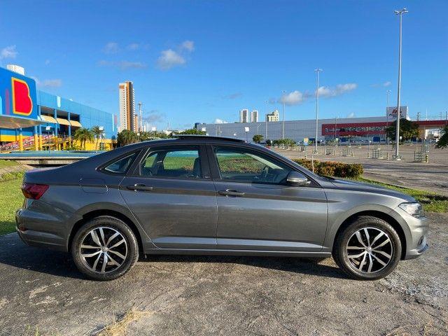 VW JETTA COMFORTLINE 250  1.4 TSI COM TETO SOLAR FLEX AUTOMÁTICO 18/19 - JPCAR  - Foto 5