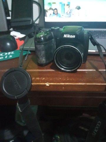 Camera Samsung e câmera nikon - Foto 2