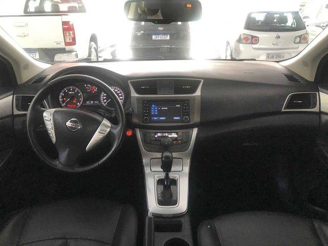 SENTRA 2015/2015 2.0 SL 16V FLEX 4P AUTOMÁTICO - Foto 9