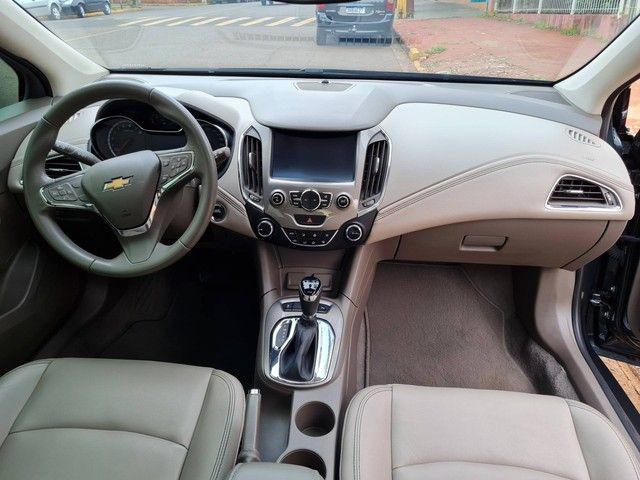 CRUZE 2016/2017 1.4 TURBO SPORT6 LTZ 16V FLEX 4P AUTOMÁTICO - Foto 9