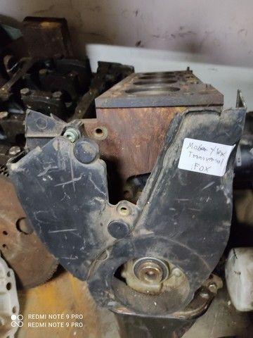 Motor Fox Flex Transversal