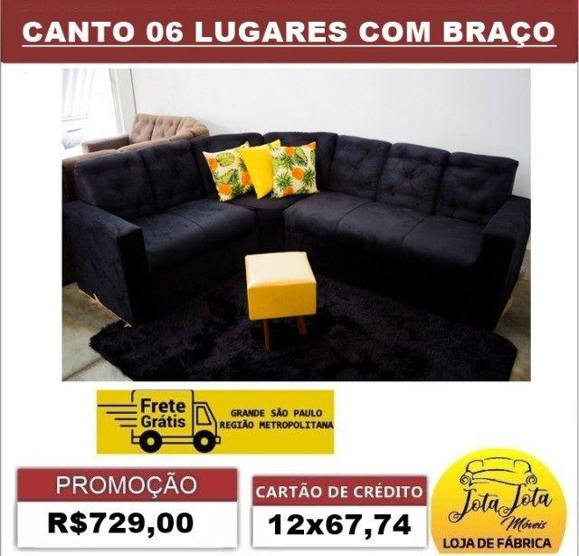Sofás de Qualidade á Partir de R$579,00 - Foto 5