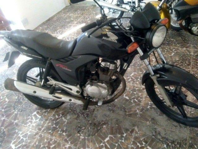 Honda Mix 150  - Troco por CB300