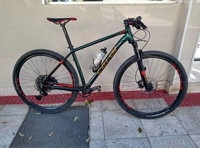 Bicicleta Caloi Elite 2020