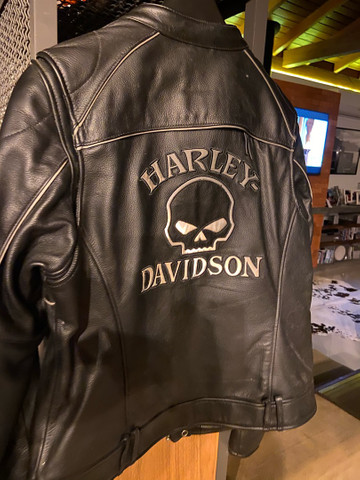 Jaqueta Feminina Harley-Davidson - Foto 2