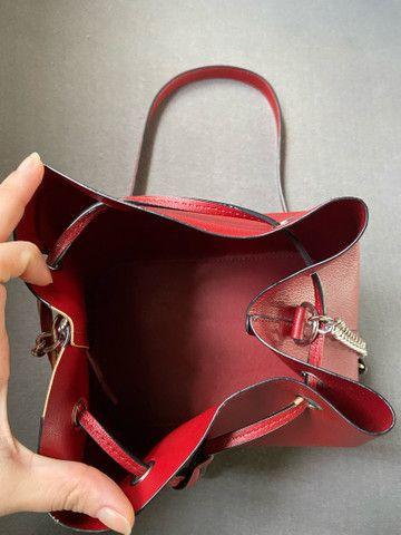 Bolsa Vermelha - Foto 4