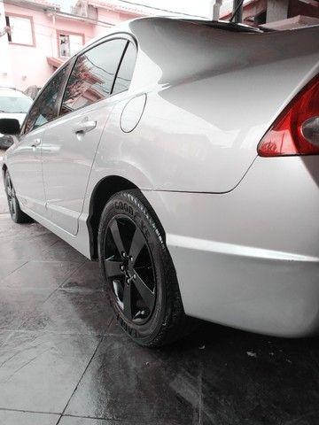 Honda Civic 1.8 LXS 16V Flex 4P Automático - Foto 17