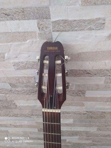 Violão Yamaha apx N6 - Foto 4