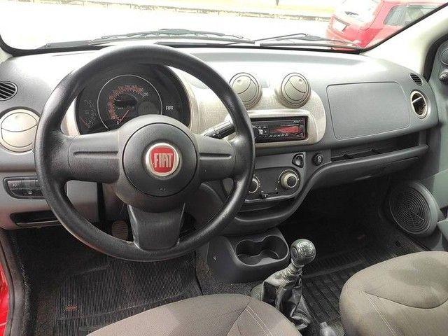 FIAT UNO 2011/2012 1.0 WAY 8V FLEX 4P MANUAL - Foto 7