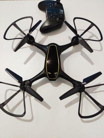 10X Sem Juros Drone 3837 com câmera HD wi-fi FPV - Foto 2