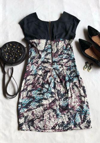 Vestido Elegante P (novo) - Foto 3