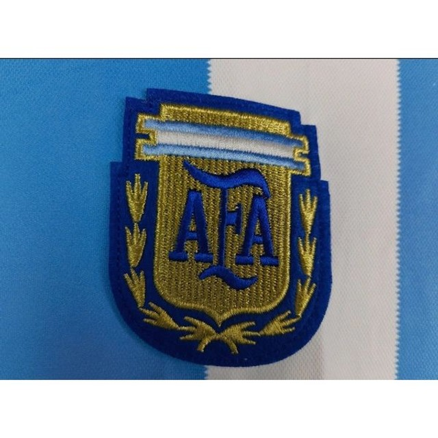 Camisa Retrô da Argentina 1986 - Foto 4