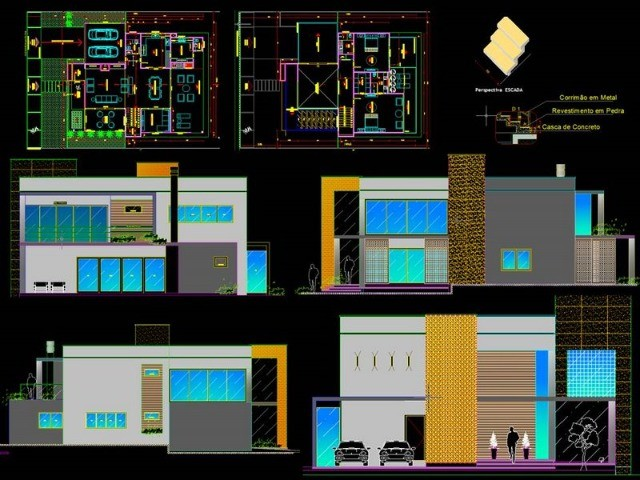 Projetos de engenharia e maquete eletronica a partir de 350,00 em até 12x nos cartões - Foto 2