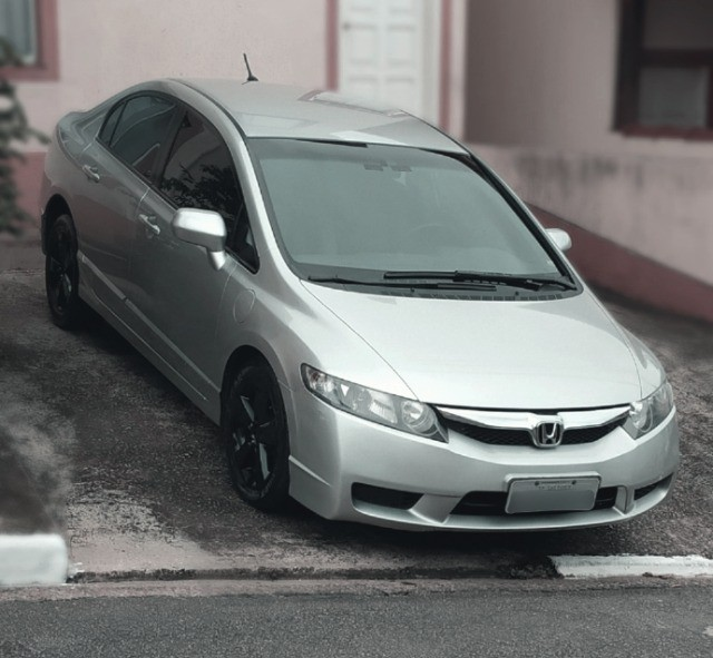 Honda Civic 1.8 LXS 16V Flex 4P Automático - Foto 20