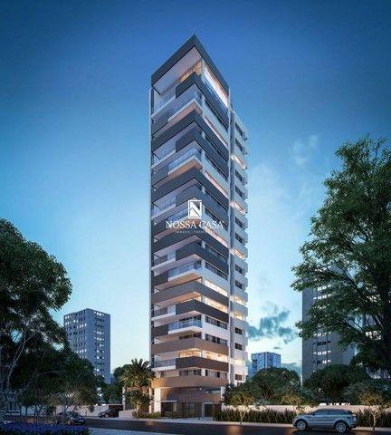 Apartamento com 03 suítes, lavabo, 02 box de garagem no Di Milano em Torres/RS - Foto 2