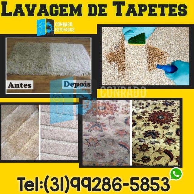 Limpeza de estofados - Sofás , Colchão , Bancos - Foto 3
