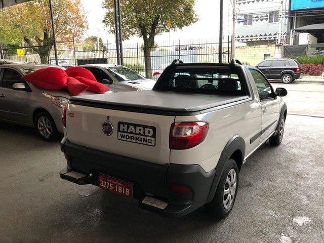Fiat STRADA HARD WORKING CC - Foto 7