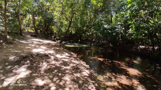Área nas Margens do Rio Quente 12.643,39