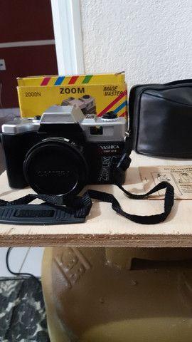 Câmera antiga para colecionar s/ uso - Foto 2