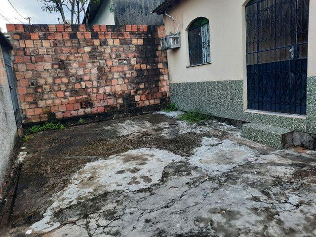 Novo Aleixo casa com 4 quartos mais 1kitnete terreno 8x20 murado.  - Foto 9