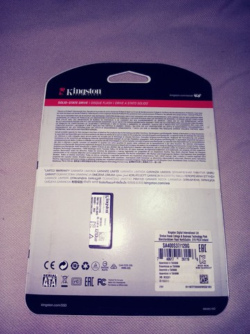 SSD 120gb Kingston - Foto 2