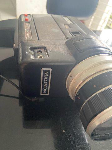 Antiga filmadora magnon - Foto 3