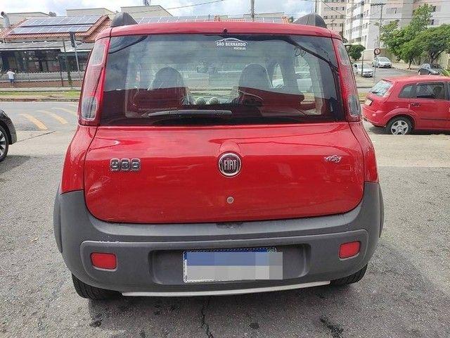FIAT UNO 2011/2012 1.0 WAY 8V FLEX 4P MANUAL - Foto 5